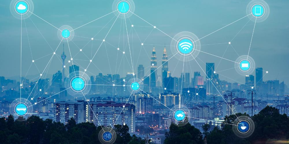 ¿Cómo influye IoT y ecosistemas en sistemas de distribución de energía?