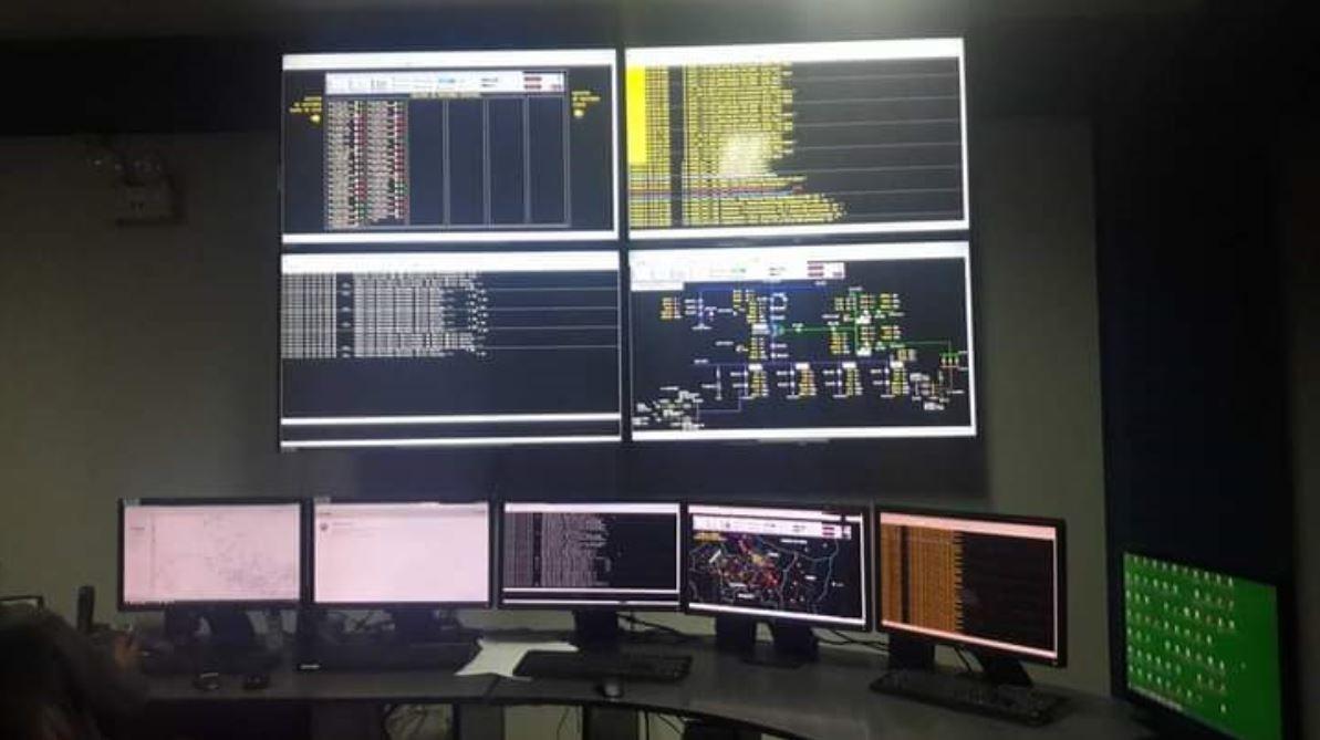 smart metering centro de control procetradi
