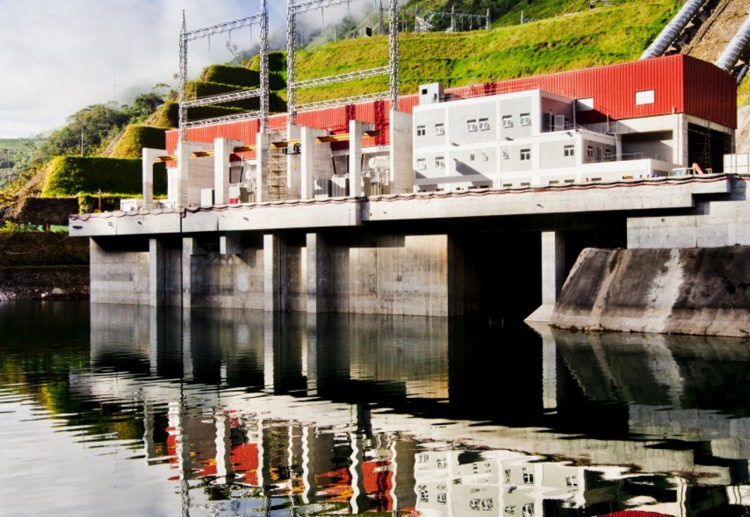 chaglla hydroelectric scada project