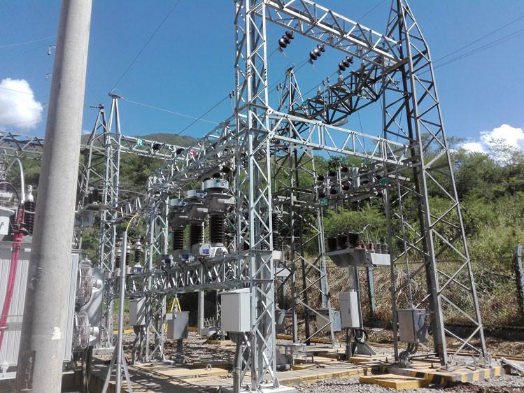 electro sur este scada project