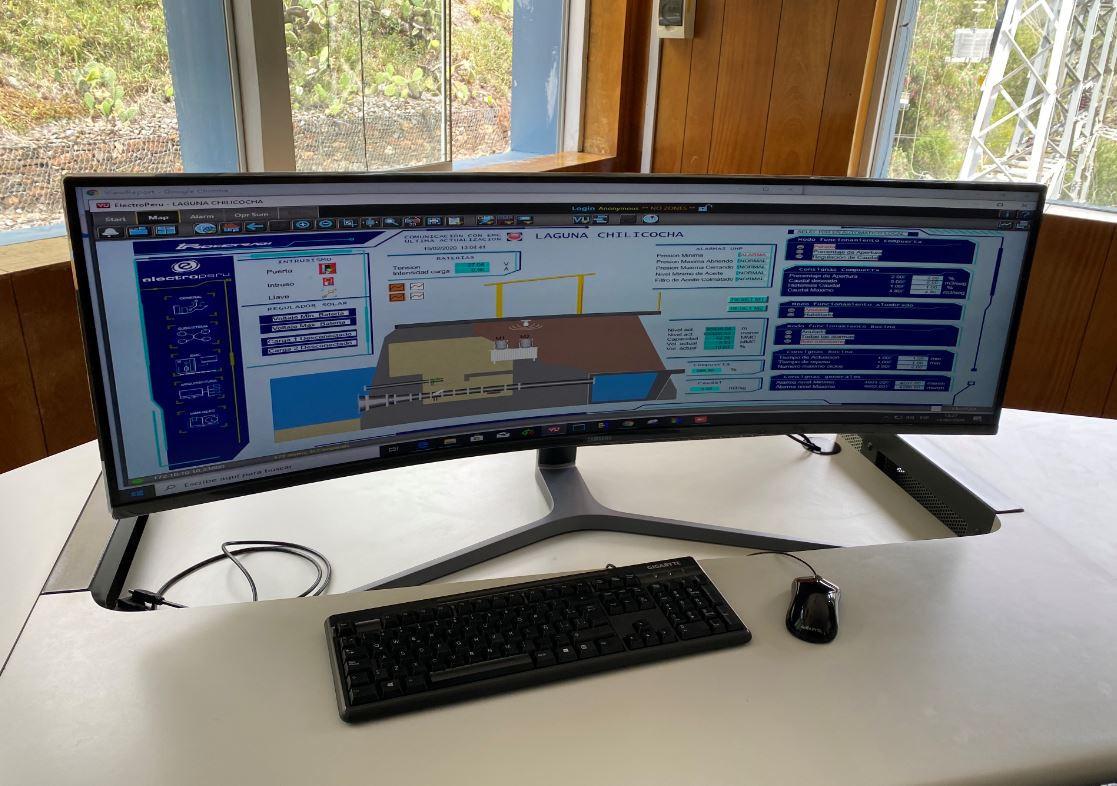 monitoreo remoto scada procetradi